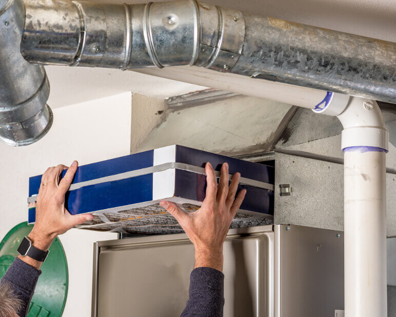 Filter Replacement-Furnace Maintenance-Talmich Plumbing & Heating Colorado Springs