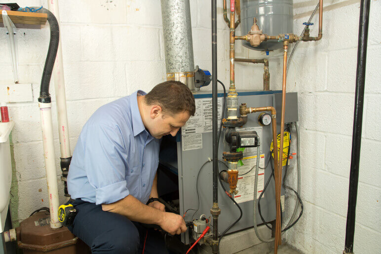 Heating Repair Service of Gas Furnace-Talmich Plumbing & Heating Colorado Springs