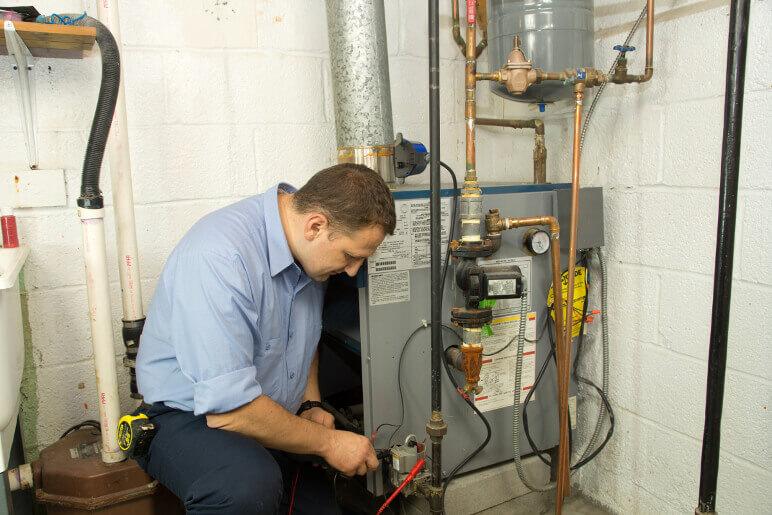 Heating Repair Service of Gas Furnace-Talmich Plumbing & Heating Colorado Springs
