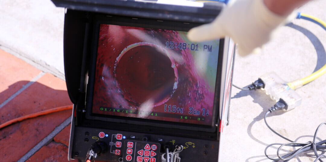 Sewer Camera Drain Inspection-Talmich Plumbing & Heating Colorado Springs