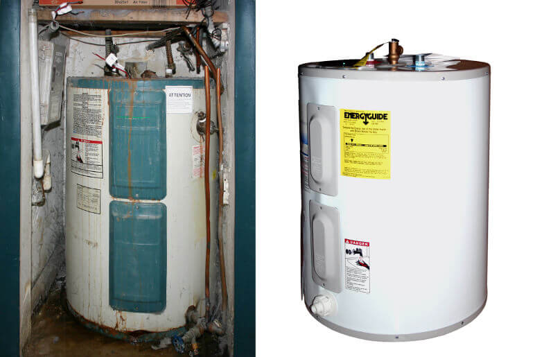Water Heater Replacement-Talmich Plumbing & Heating Colorado Springs